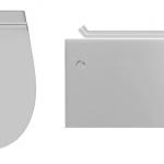 Aquapurit Modern Oval - deska SLIM